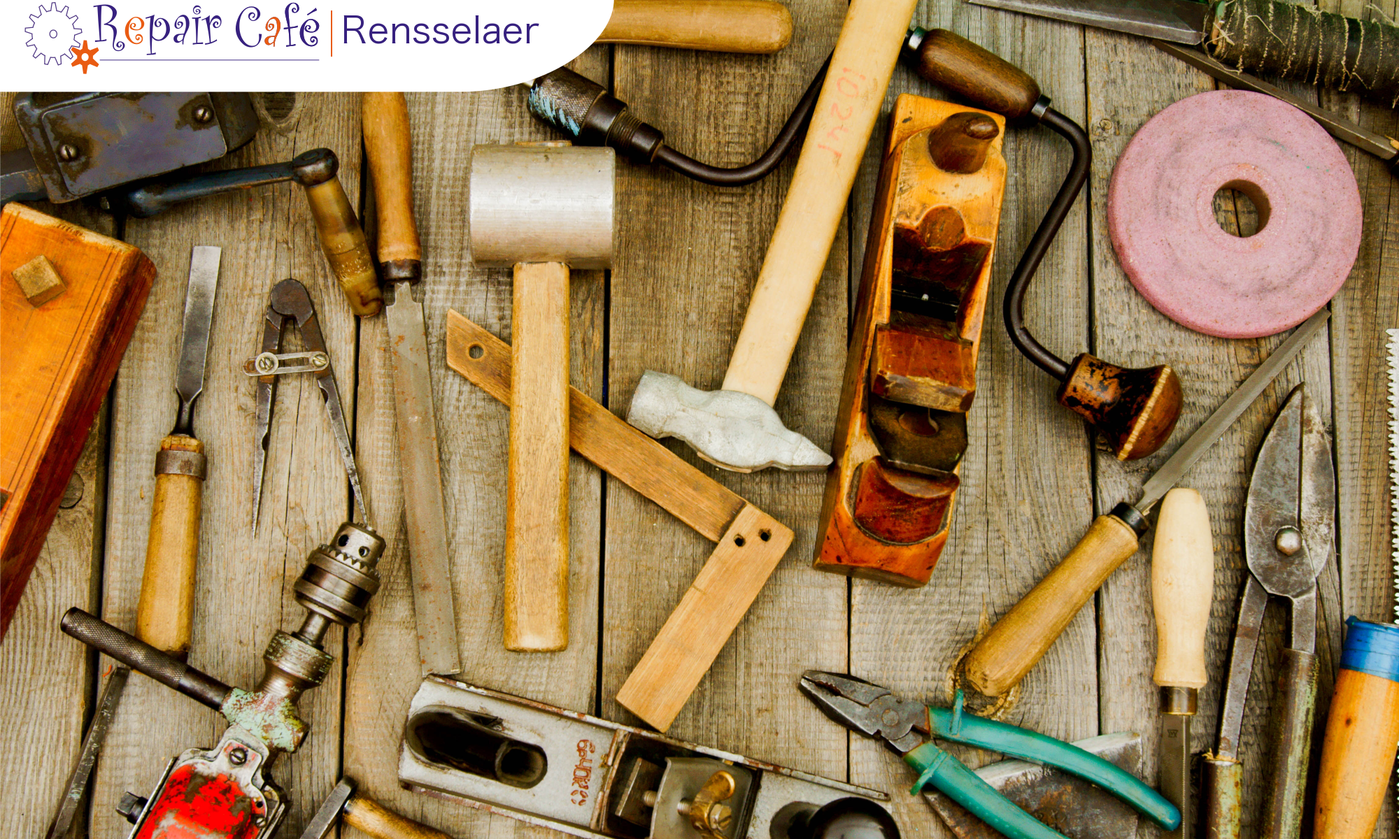 Rensselaer Repair Cafe